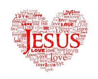 Jesus Is Love Images