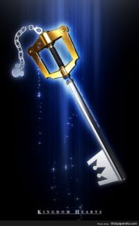 Kingdom Hearts Wallpaper Keyblade