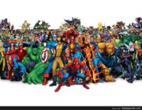 Marvel Wall Paper