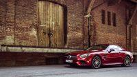 Mercedes Sl 500 Wallpaper