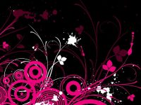 Pink And Black Backgrounds