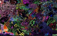 Trippy Computer Wallpaper