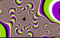 Wallpaper Optical Illusion