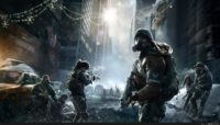 Wallpaper The Division
