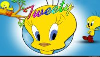 angel tweety bird wallpaper