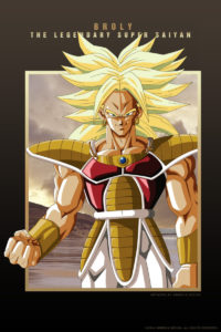 dragon ball z broly the legendary super saiyan soundtrack