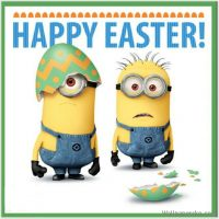 easter minions images