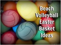 easter volleyball images