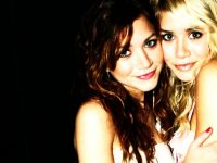mary kate and ashley wallpaper