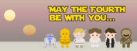 may the fourth be with you fb cover