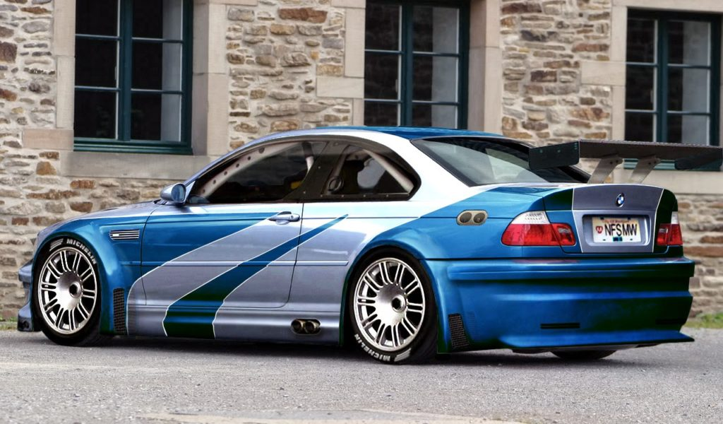 Need For Speed Bmw M3 Gtr Real Life Hd Wallpapers Download