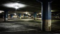 parking lot wallpaper
