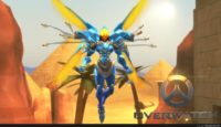 pharah wallpaper hd