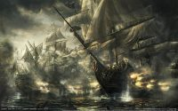 pirate ship wallpapers