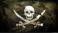 pirates skull wallpaper