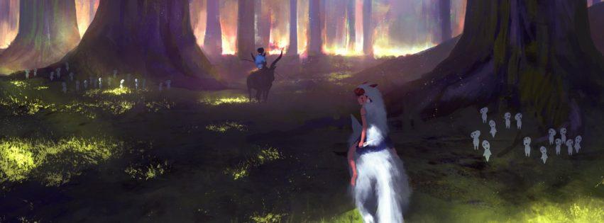 Princess Mononoke Wallpaper 1920x1080 Hd Wallpapers Download