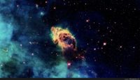 real space wallpaper