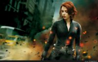 scarlett johansson wallpaper black widow