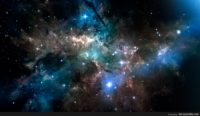 space 1366 x 768