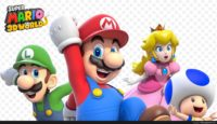 super mario 3d world wallpaper
