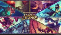 support league of legends wallpaper