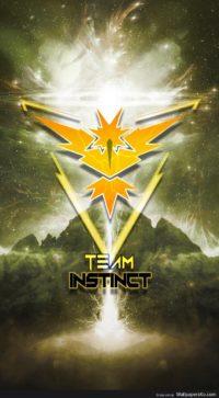 team instinct phone wallpaper