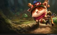 teemo hd wallpaper