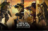 teenage mutant ninja turtles out of the shadows wallpaper