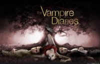 the vampire diaries logo wallpaper