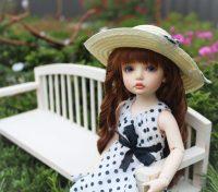 wallpaper doll