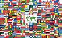 wallpaper flags
