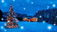 widescreen wallpaper christmas